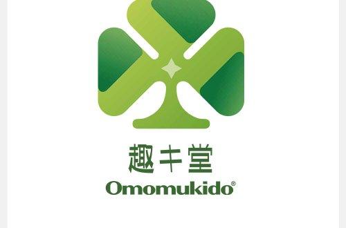 「趣キ堂 株式会社」ロゴデザイン
