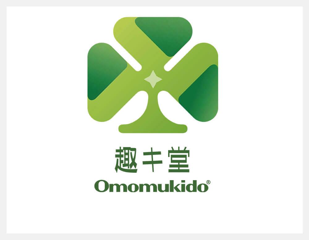 「趣キ堂株式会社」ロゴデザイン